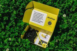 Clearloop Earth Day carbon offset box